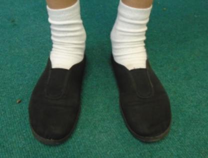 PE Footwear