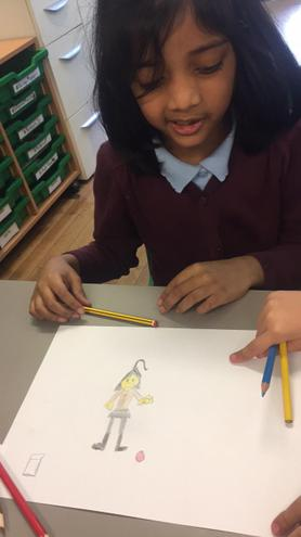 'I enjoy learning about 3D shapes'.