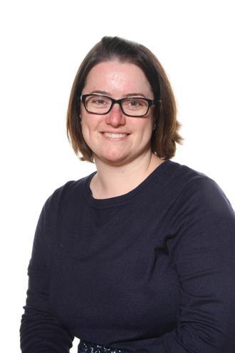 Teacher - Miss Gaughran - Staff Governor