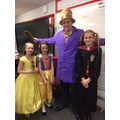 Willy Wonka comes to Y6