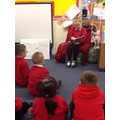 Children read their favourite stories out loud!