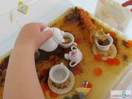Maybe invite a tiger over for tea