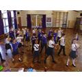 Dance Practice Autumn 2016