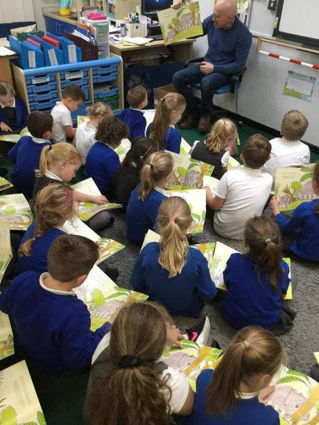 Reading the story altogether
