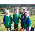 Potato Competition for Class 2