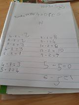 Number task