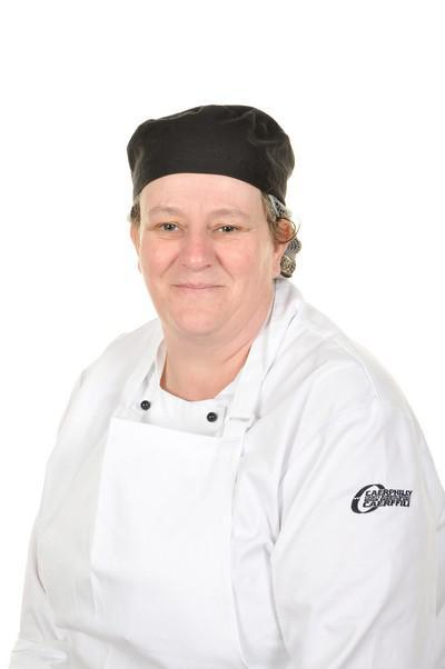 Miss Sharon Main - School Cook