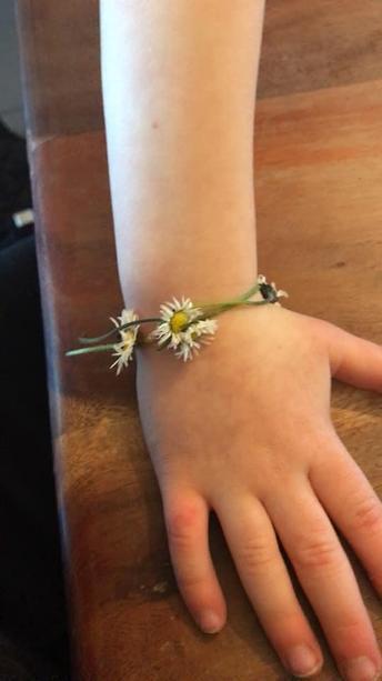 Cyan's daisy chain