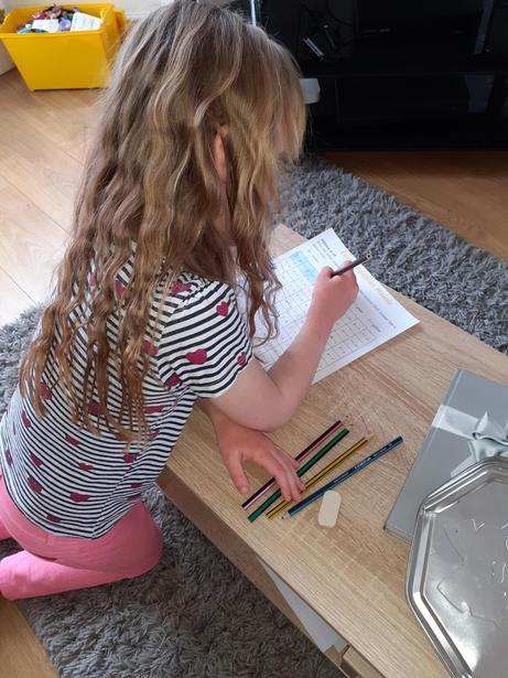 Colouring and maths all rolled into one