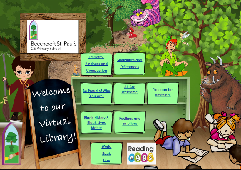 Beechcroft's Virtual Library