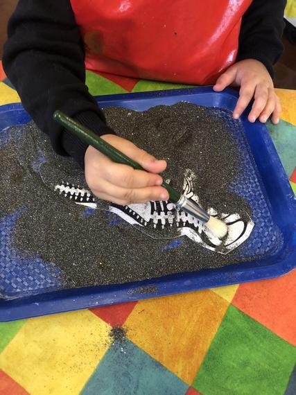 Looking for Dino bones!!!
