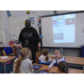Darth Vadar taught us some ICT.