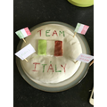 Italy cake by Macey - Year 3
