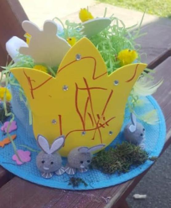 Brilliant Easter bonnet - Oliver Year 2.jpg