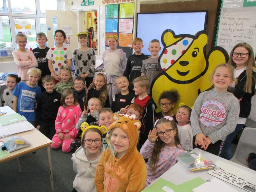 Dressing up for Children in Need