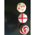 England Buns  by Kealen