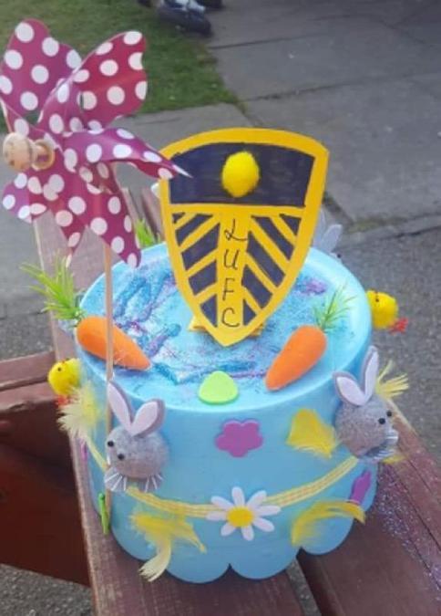 A brilliant Easter bonnet - Harry Year 4.jpg