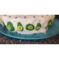 Brazil cake by Oliver