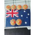 Australia cake by George]