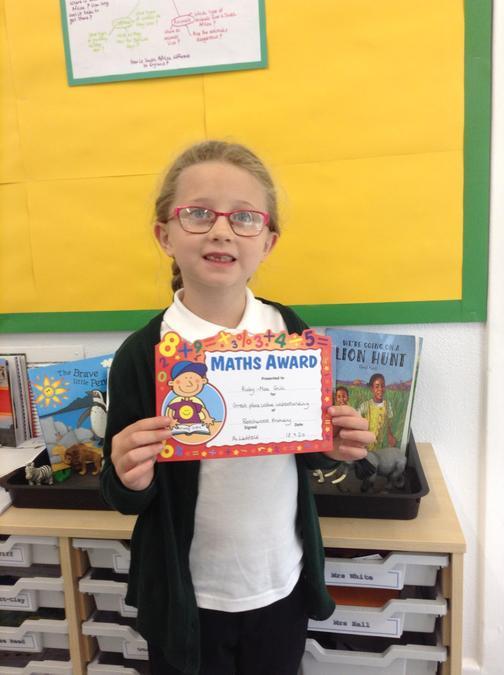 Maths Award