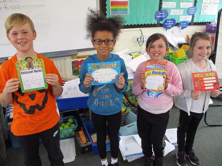 Well done to all our winners this week