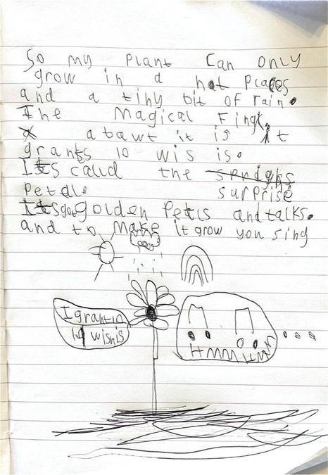 Martha wrote about a magic plant at home.jpg