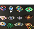 Dragon Eye Artwork by Torak Class