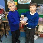 We made dragon slime