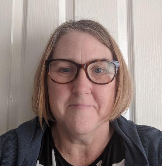 Mrs Barrett, Teaching Assistant