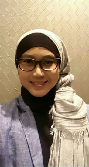 Maya Adhi - committee member