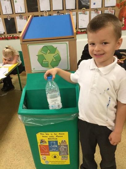 Recycling week