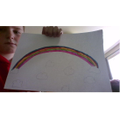 Jack's lovely rainbow