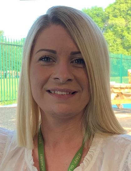 Miss Allmark, FSU Phase Leader, Reception Teacher