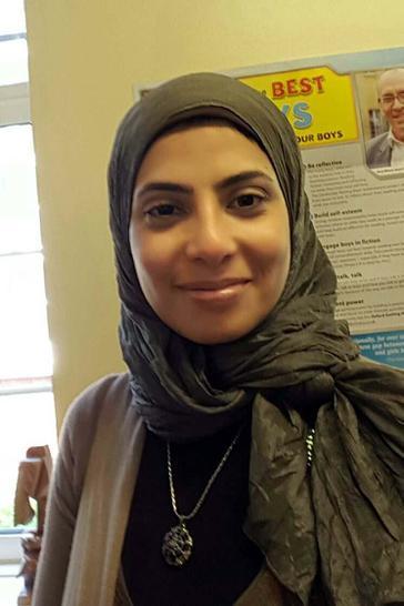 Rasha Goumaa - committee member