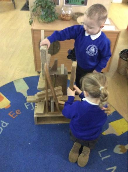 Teamwork and problem solving through play