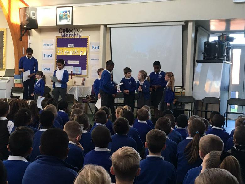 School Council Collective Worship