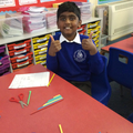 Making telephones in Year 4