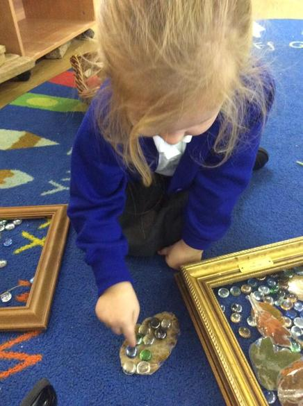 Continuous Provision - Loose parts