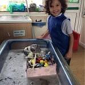 Testing our own boats in Reception