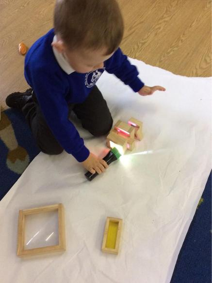 Exploring shape and size