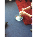 Colour mixing in Nursery