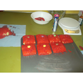 Making and decorating biscuits