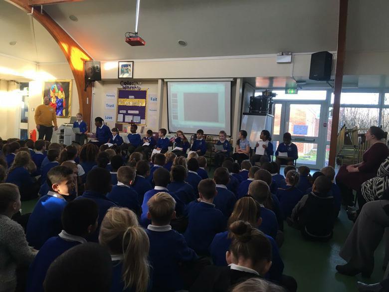 School Council Collective Worship