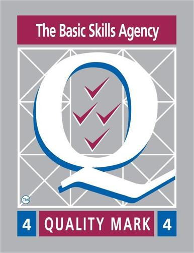 We have been awarded the Basic Skills award on 4 occasions