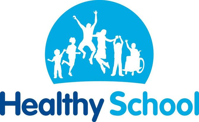 We have been awarded Healthy School Status for the 5th time