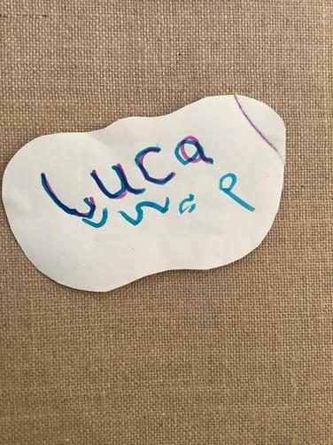 Nursery: Luca