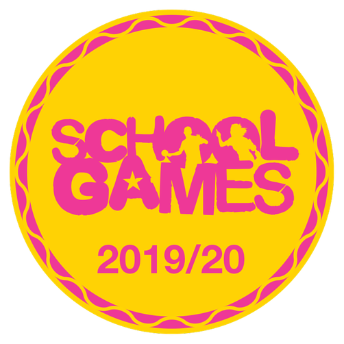 June 2020: Recognition for our contribution to school sports 19-20