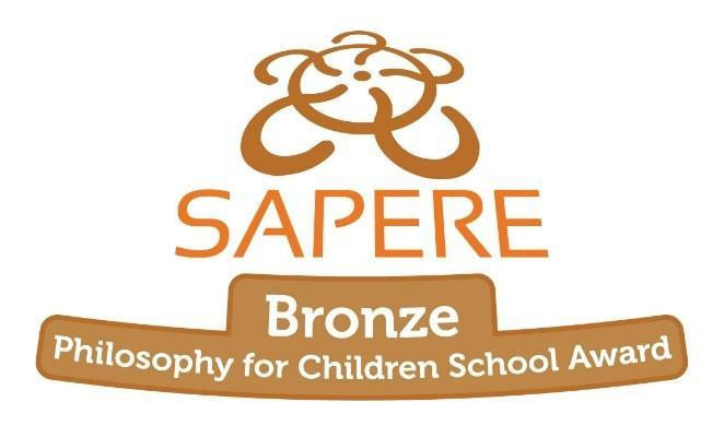 All of our staff are trained in Philosophy for Children. We are proud of our Bronze Award.