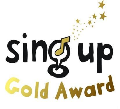 Sept 18: We love singing at Belle Vale so were delighted to achieve GOLD!