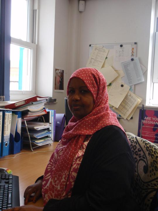 Fatima Mahmood - Administator
